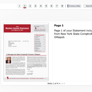 2017 Member Annual Statement Tutorial