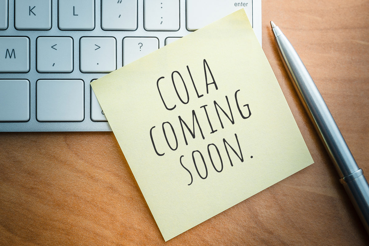 cola coming